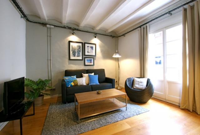 Gothic Loft A Apartment Barcelona